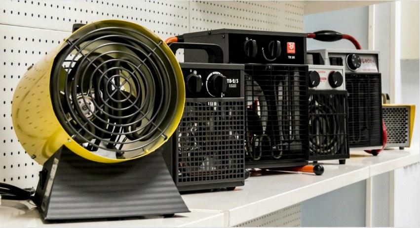 Az otthoni elektromos fűtőberendezések típusai