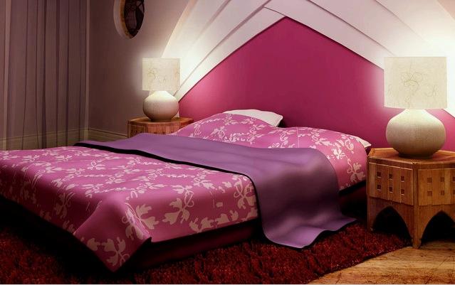 A hálószoba háttérképének megválasztása: színek és textúrák a teljes kikapcsolódáshoz