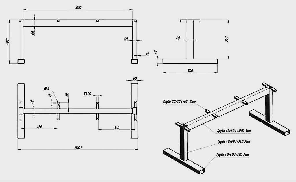 Barkácsolási padok és szimulátorok otthoni használatra: egy egyszerű padtól a multifunkcionális komplexumig