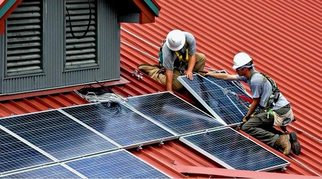Napelemek és kollektorok: elmélet, alkalmazások, házi dolgozók