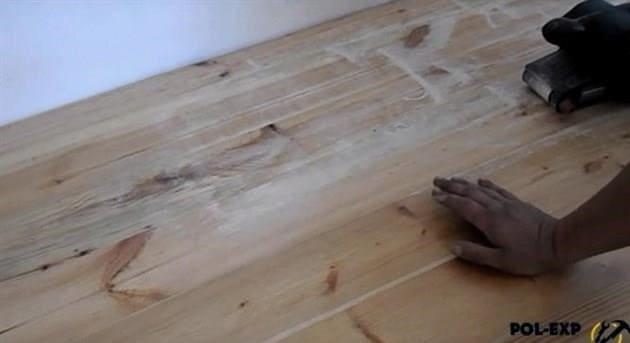 a padló padlója parazitáktól